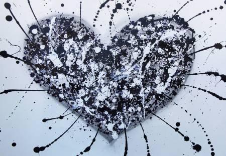 葛拉娜-Black heart