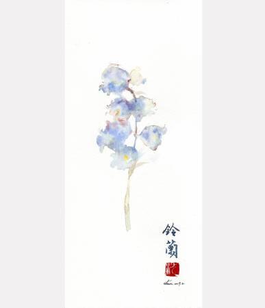 沈鈺華-鈴蘭 - 立夏