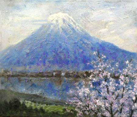 MaDalin-富士山櫻花  #24