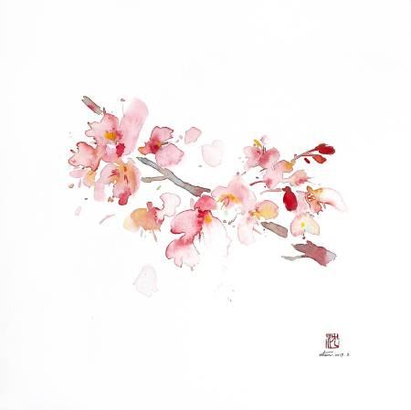 沈鈺華-聖丹尼之春 - 櫻II