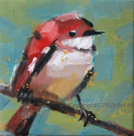 Mar - Atelier-[超萌系列] --我是一只美麗的小小鳥  ART9