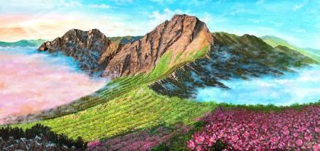 艾瑪 Amma-《追光者系列:旭日東升》LightChaser:Magnificent Sunrise In Yushan