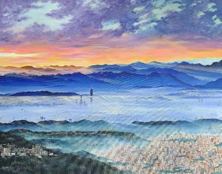 艾瑪 Amma-《追光者系列:台北晨光》Light Chaser : Dawn Light In Taipei