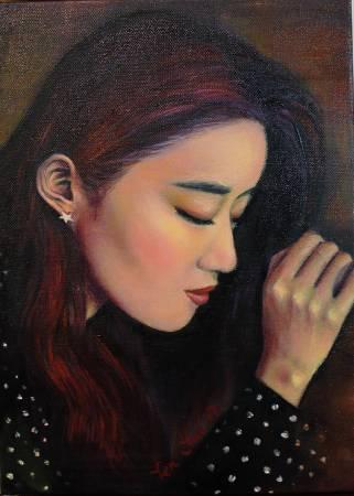 細雨 -靜禱 Silent Prayer