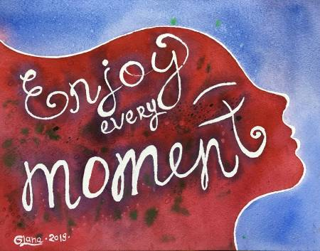 葛拉娜-Enjoy every moment