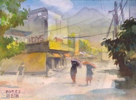 胡志誠-京都小景