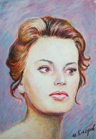 Ivan Yehorov-Sophia Loren, Italian actress