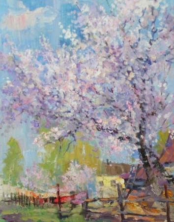 Pavel Veselkin-Flowering time