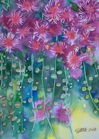 葛拉娜-Gentle bloom