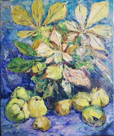 Natalia Nysh-Moldovan Fall:Fruits & leaves