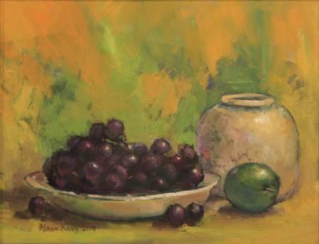 康潤-水果盤與罐
