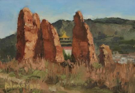 康潤-香格里拉之古城遺跡