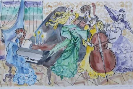 葛拉娜-Night of Music