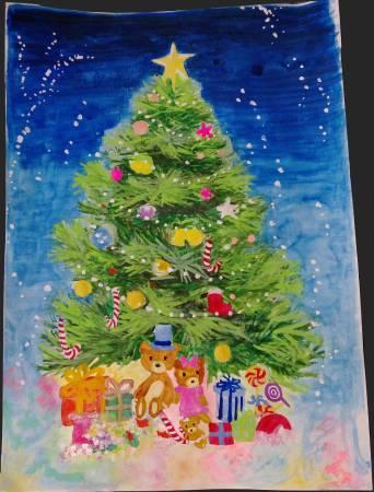 傑克-聖誕樹