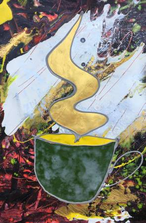葛拉娜-green cup