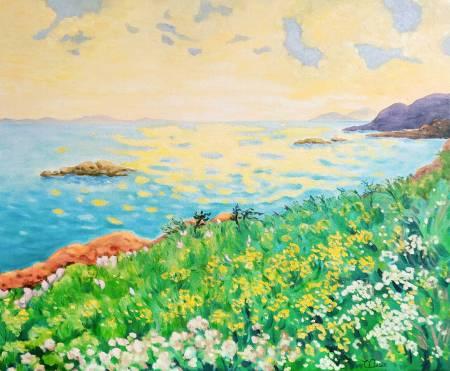 楊玉金-美麗的海岸