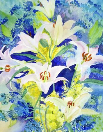 葛拉娜-百合花 Lilies