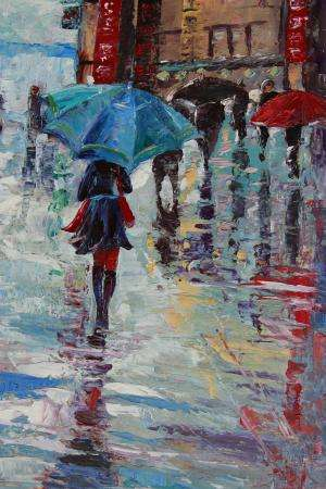 葛拉娜-Rain