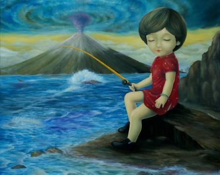 鄧子健 -Fisherman 釣魚人