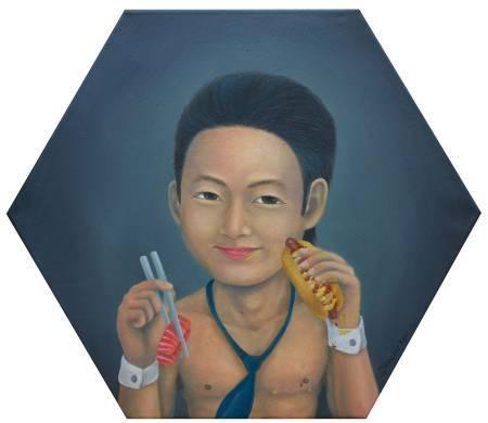 鄧子健 -雜食男