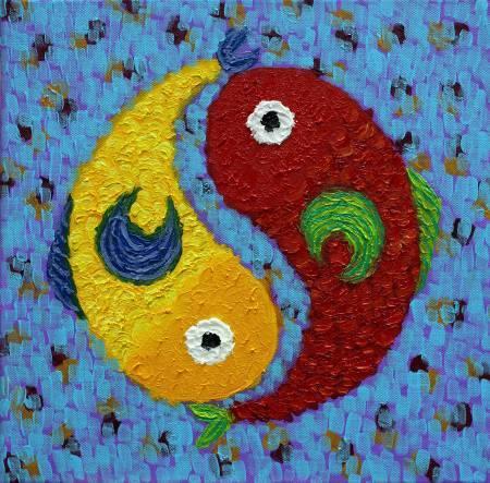 吳瑋琪-太極•雙魚