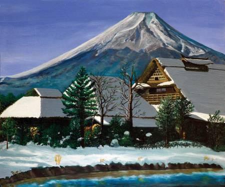 陳綺華-富士山