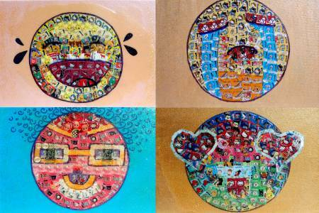 葛拉娜-7/11 emotions (4 pieces)
