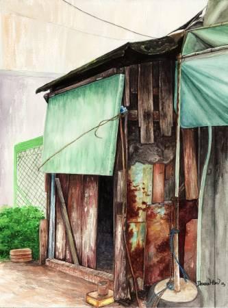 鄧子健 -木屋