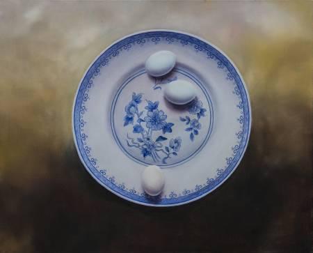鍾麗香-圓系列-2