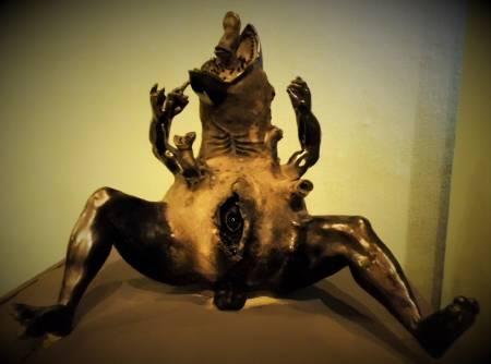 杜爾 (楊偉彬)-錢母獸 Beast of Coins