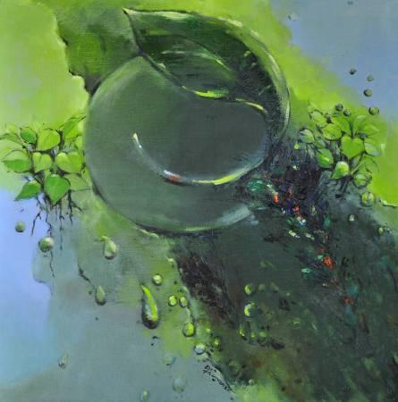 莊彩琴  -綠光再飛行