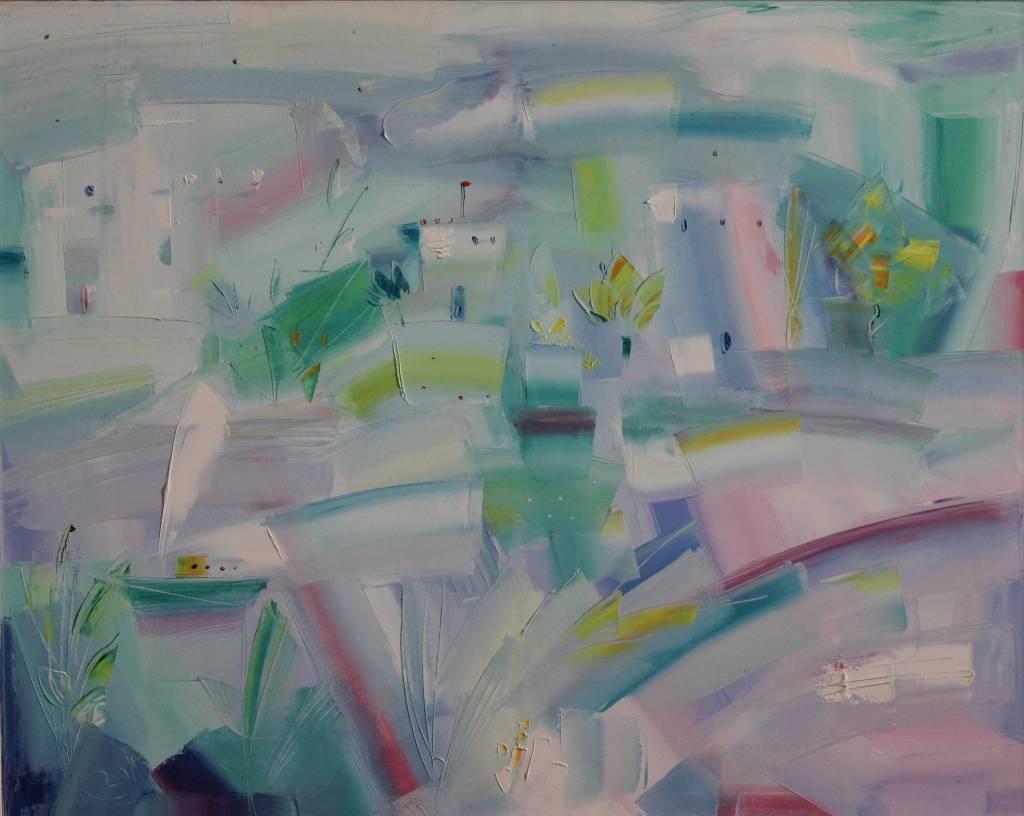 Phillip Kazak - The south landscape
