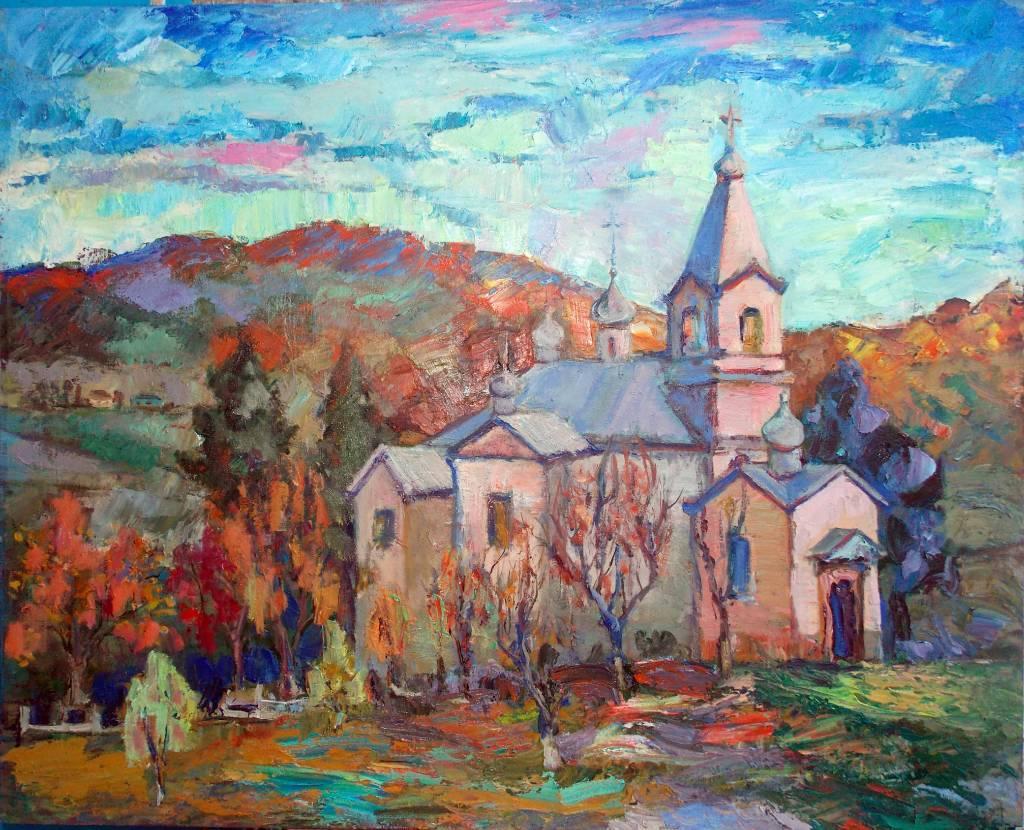 Natalia Nysh - Abbey of Suruceni, Heartland of Moldova