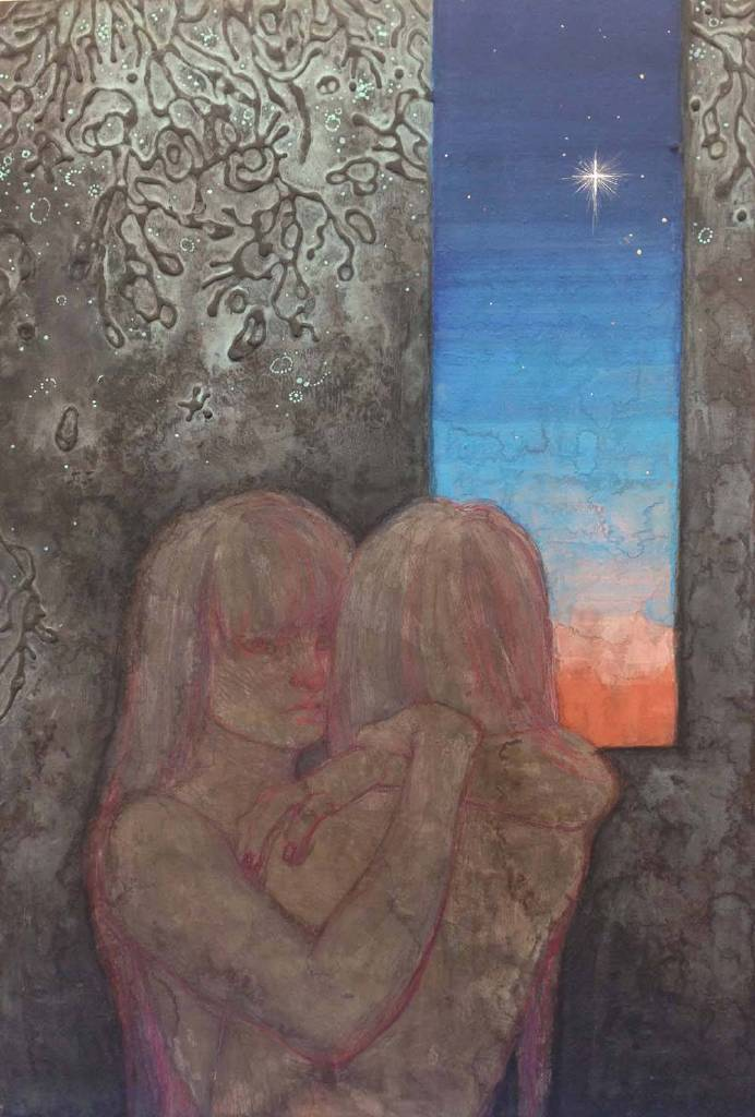 江文瑛 - 從房間窗口看見的星星