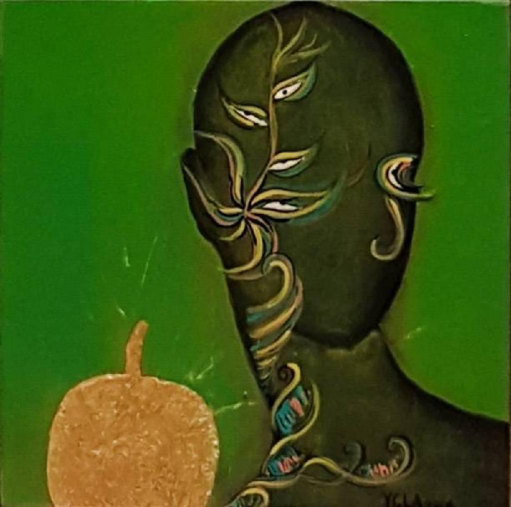 林殷齊 - 金蘋果---掙扎