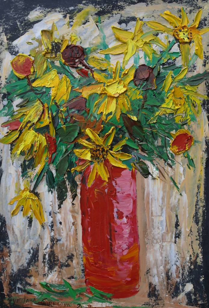 葛拉娜 - Sunny flowers