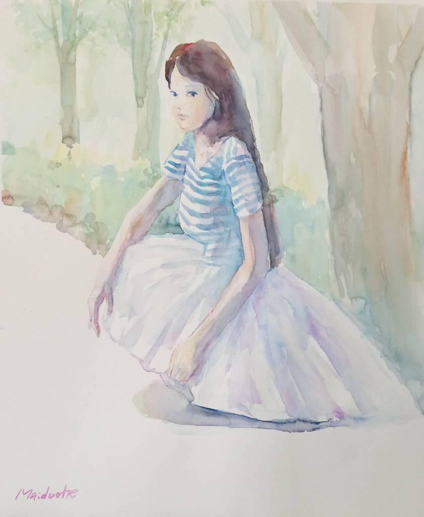 麥朵赫-Blue Memory