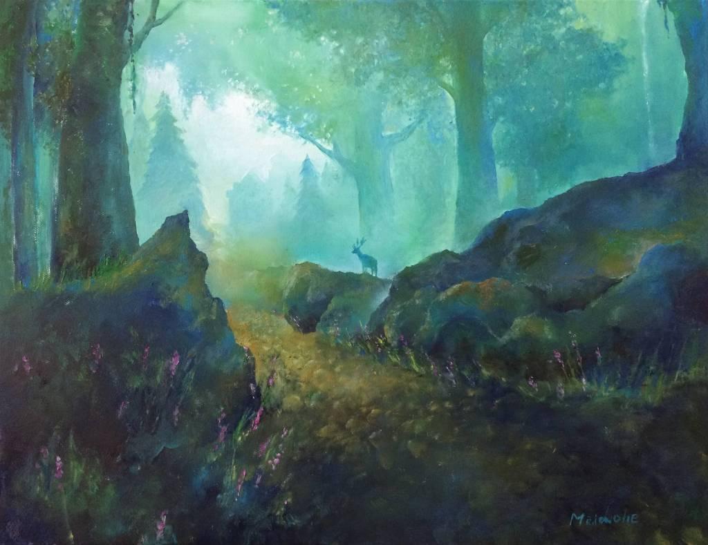 麥朵赫 - An Elf of The Woods
