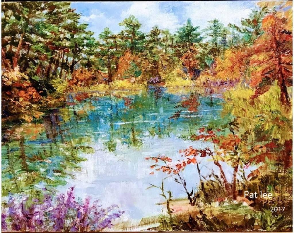 李芳時 - 五色湖