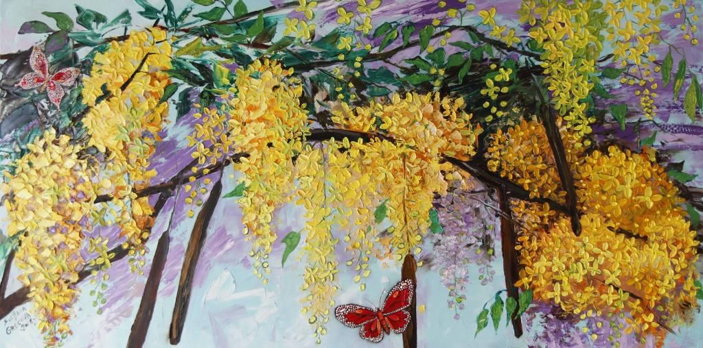 葛拉娜 - Yellow Heaven