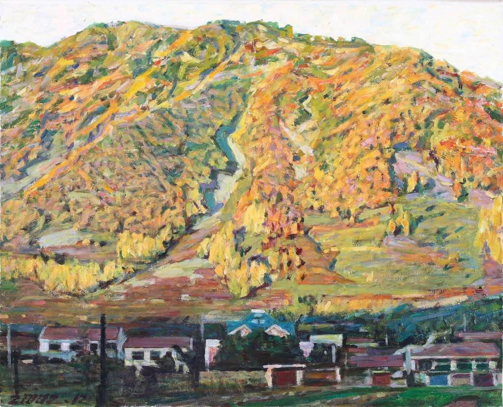 李全淼 - 山下的村莊