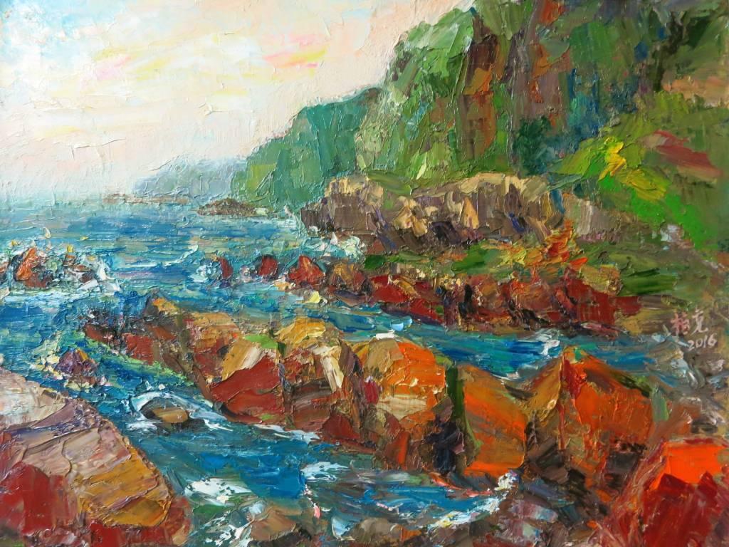 潘柏克(柏克創藝) - 南雅奇岩 Nanya Wonderful Rocks