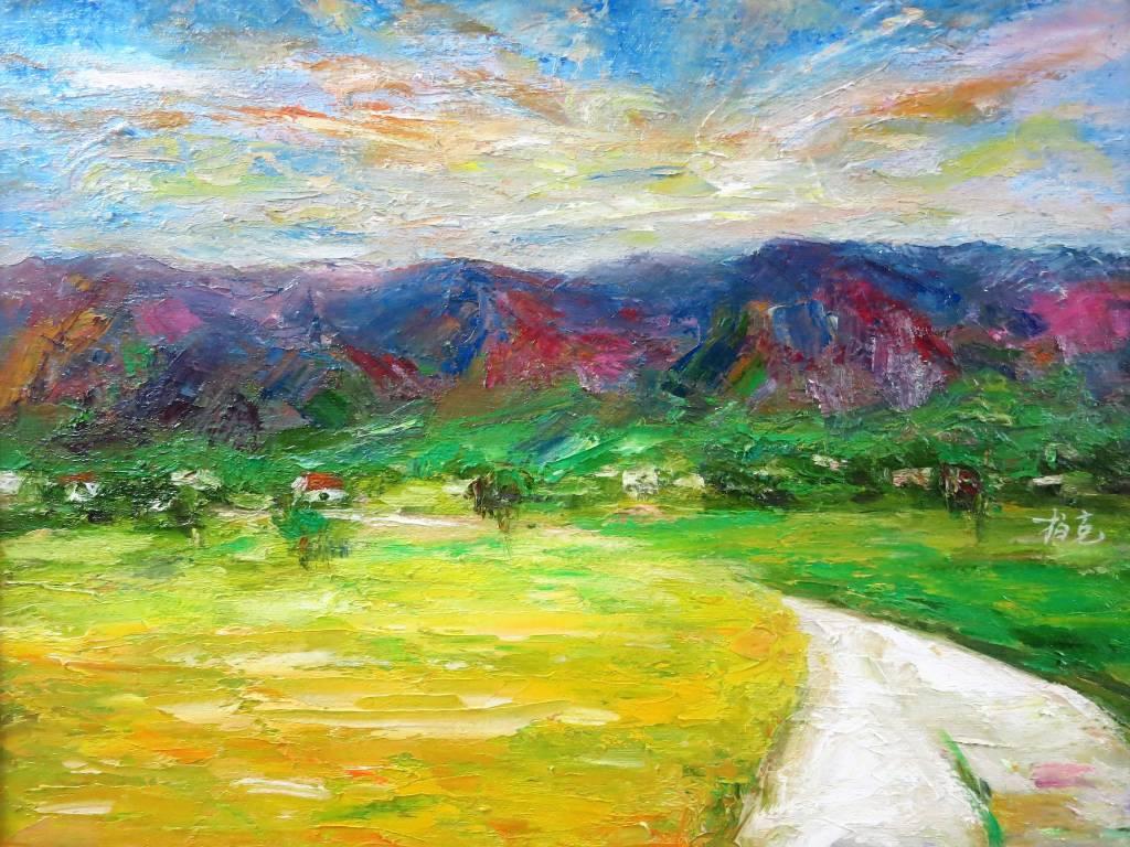 潘柏克(柏克創藝) - 花東縱谷 The East Rift Valley