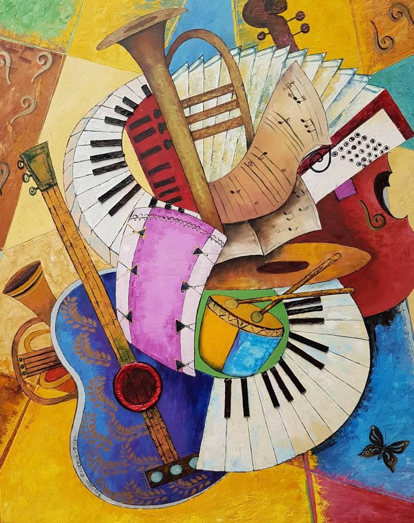 葛拉娜 - Music attributes
