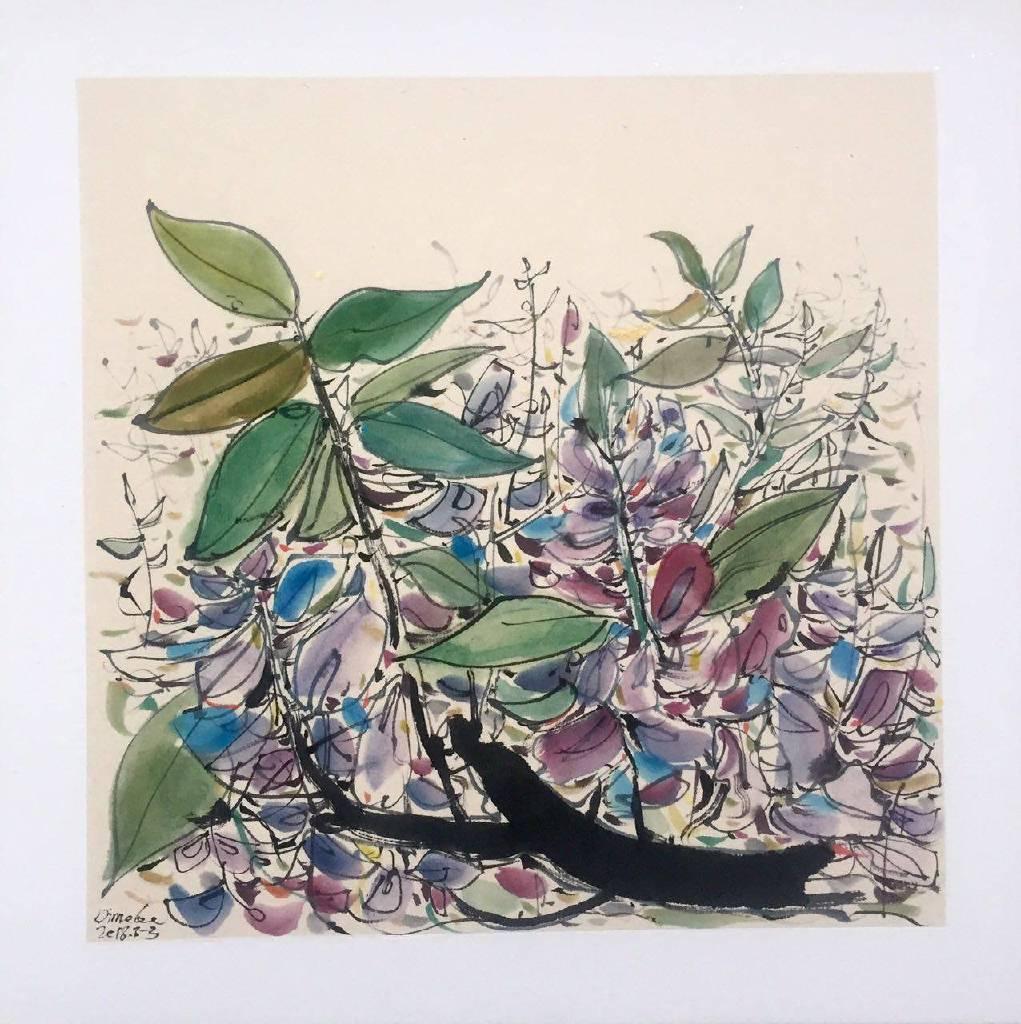 李琨波 - 紫藤