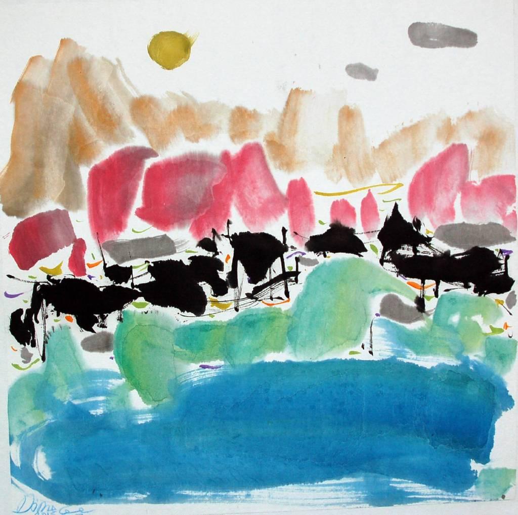 李琨波 - 牛羊下山