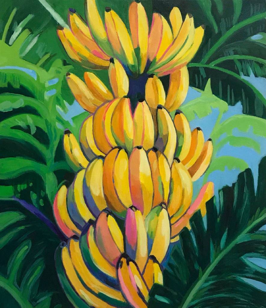 陳治宇 - 「物產豐隆系列」- 香蕉共和國