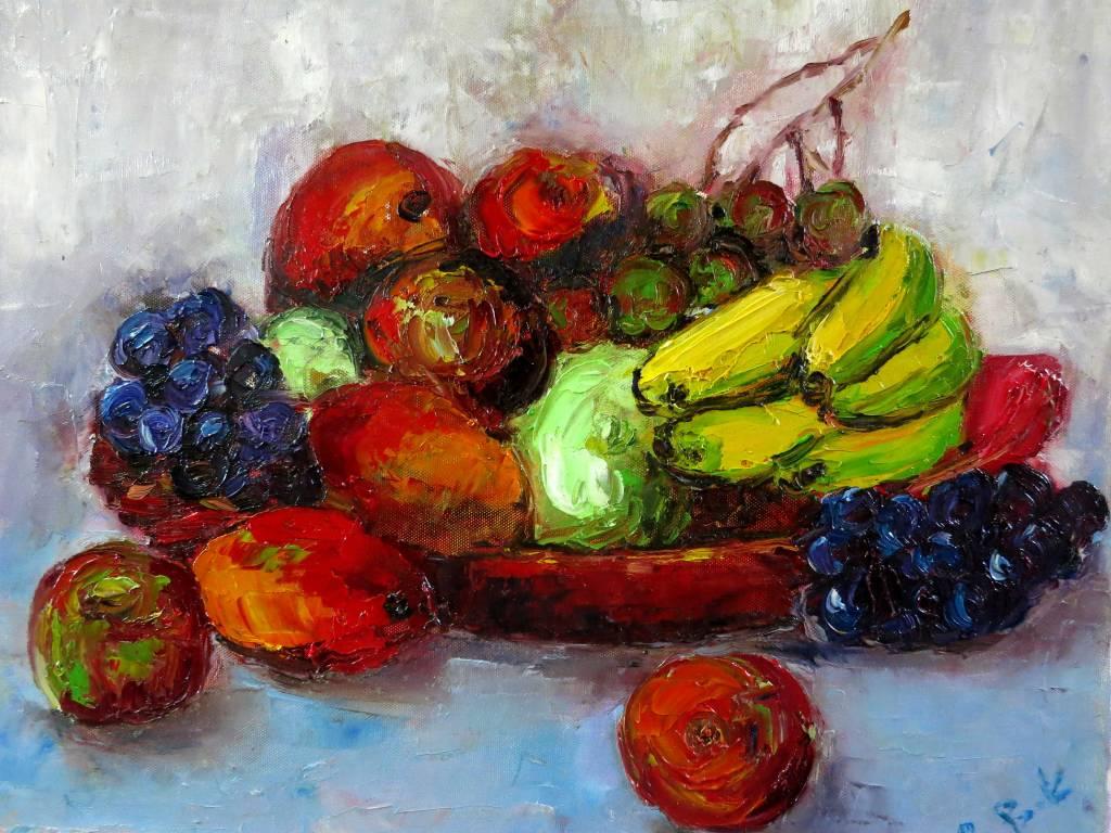 潘柏克(柏克創藝) - 果香誘人 Attraction of Fruity Aromas
