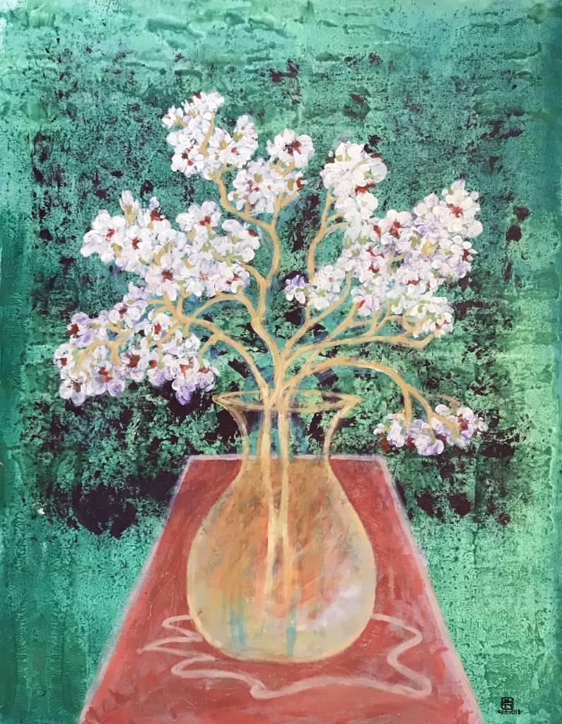 秀子 - 金瓶花