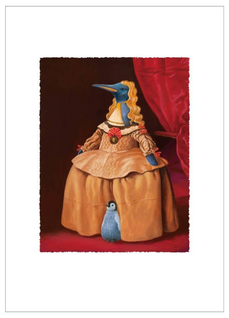 詹喻帆 - 企鵝公主